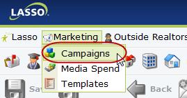 Using Campaigns in Lasso