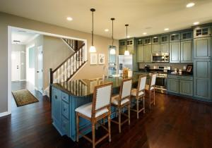 Heartland Homes Kitchen