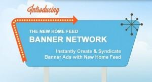 New Home Feed Banner Network
