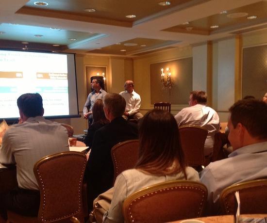 Dave Betcher (Lasso CRM) and Steve Shoemaker (Ideal Homes) speak on lead generation