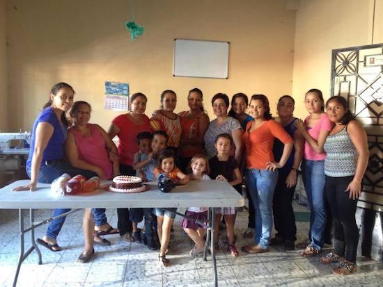 The Sowers of Jireh in El Salvador