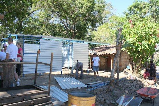 Stepper Custom Homes in El Salvador