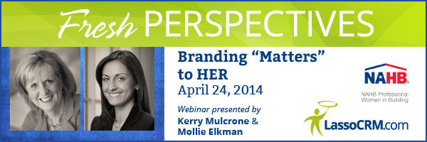 """Branding """"Matters"""" to HER with Kerry Mulcrone and Mollie Elkman"""