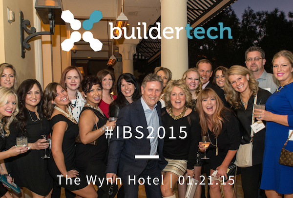 BuilderTech Cocktail Event at IBS 2015