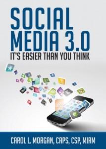Social Media 3.0 by Carol Morgan