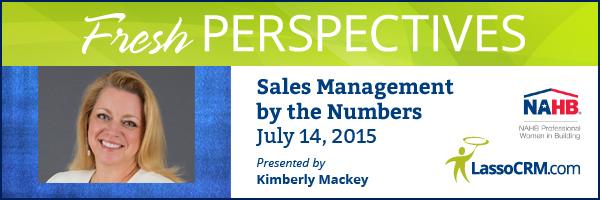 Fresh Perspectives 2015 Webinar with Kimberly Mackey