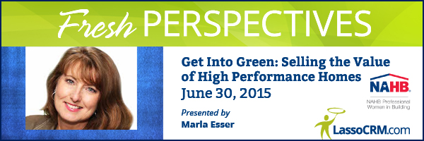 Fresh Perspectives 2015 Webinar with Marla Esser