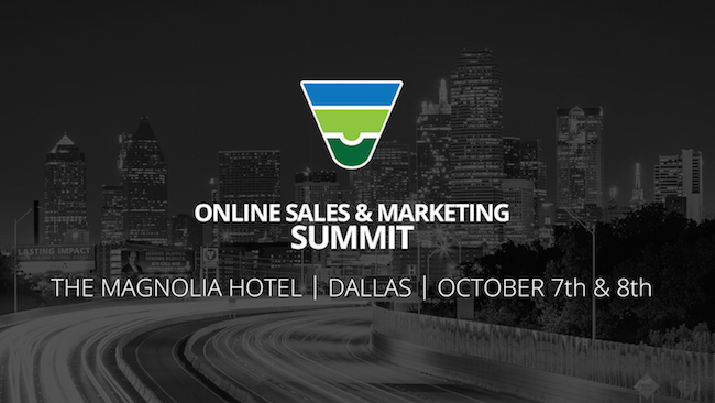 2015 Online Sales & Marketing Summit