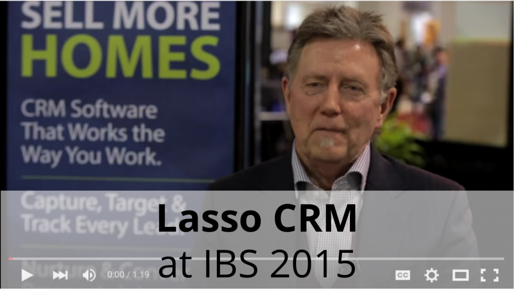 Lasso at IBS 2015