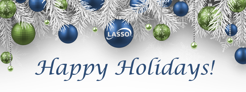 Happy Holidays from Lasso