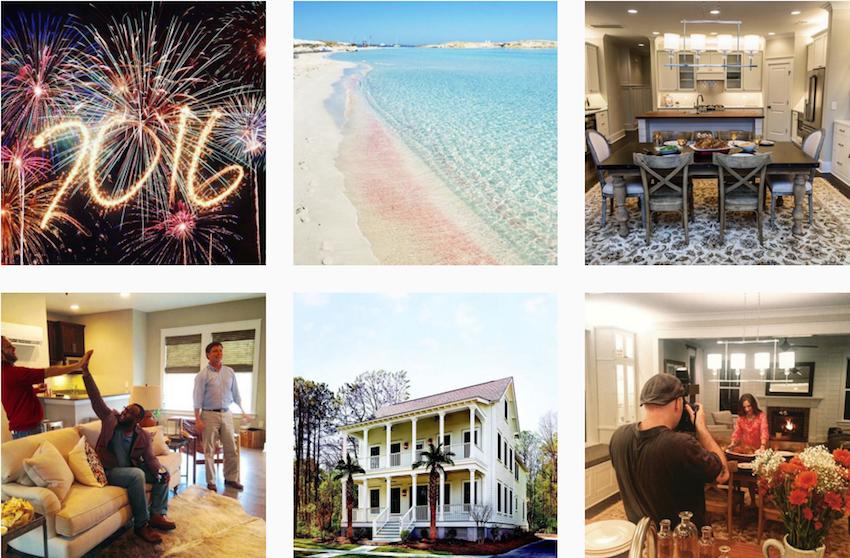 Top 10 Homebuilders on Instagram - Sabal Homes