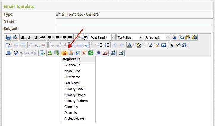 Screenshot of Lasso Registrant Tokens