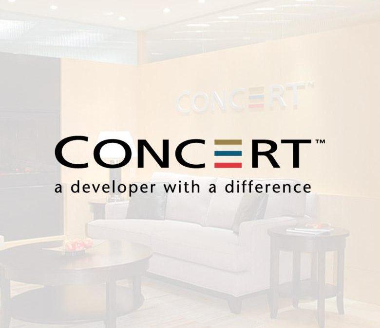 Concert Developments