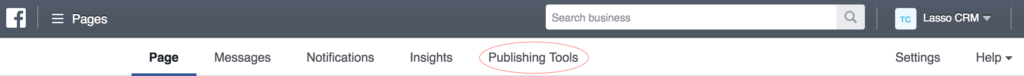Publishing Tools