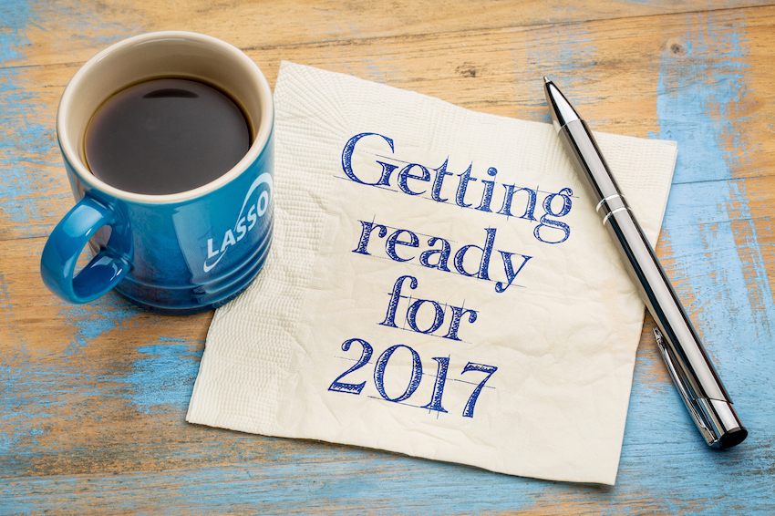 Top Tips for 2017