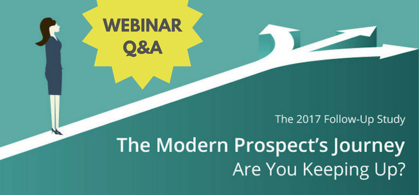 The Modern Prospect's Journey - Webinar Q&A