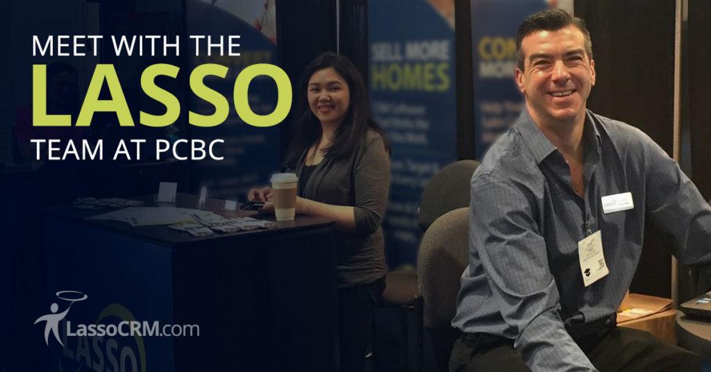 Lasso CRM at PCBC 2017