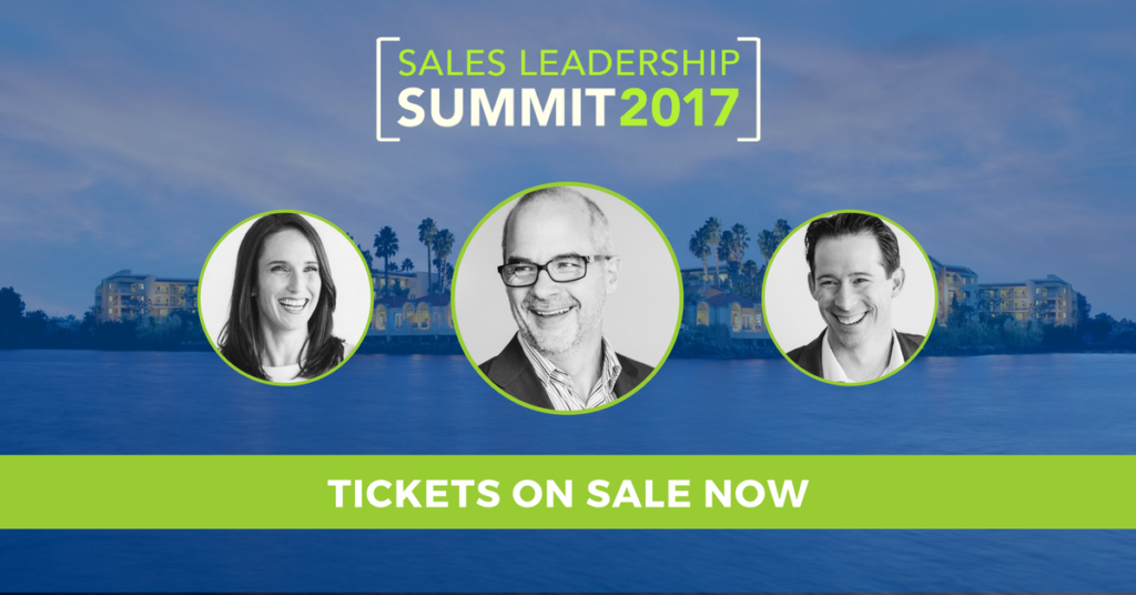 Jeff Shore Sales Leadership Summit 2017