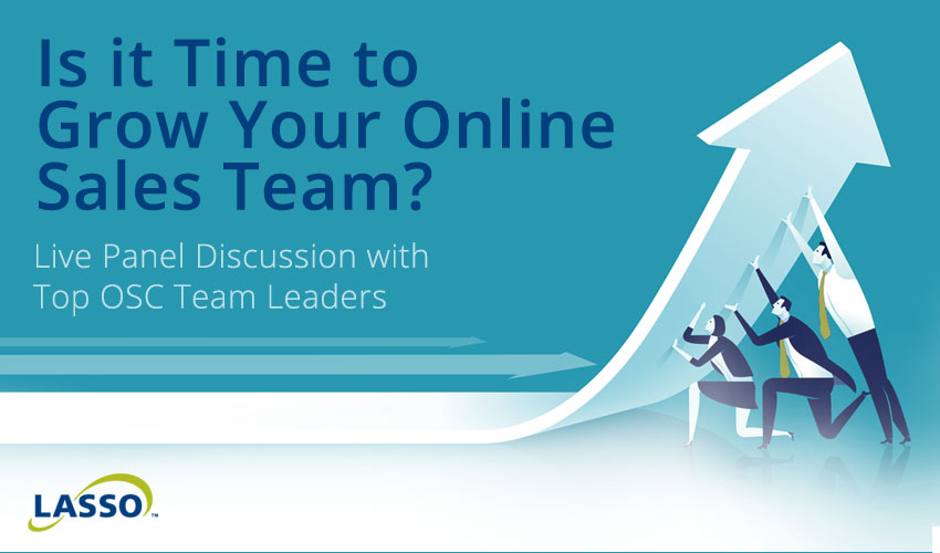 Is It Time to Grow Your Online Sales Team?