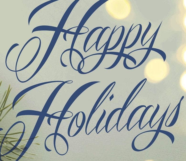 Happy Holidays from Lasso CRM
