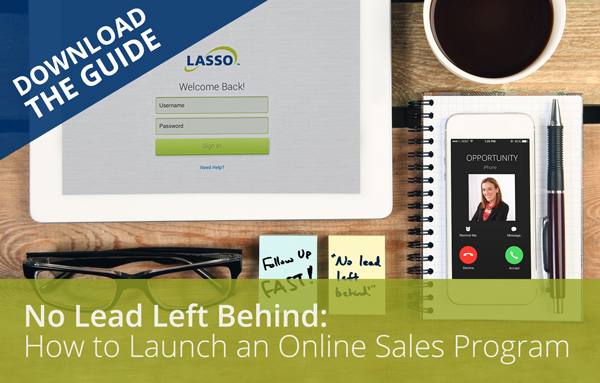 Lasso Guide: No Lead Left Behind