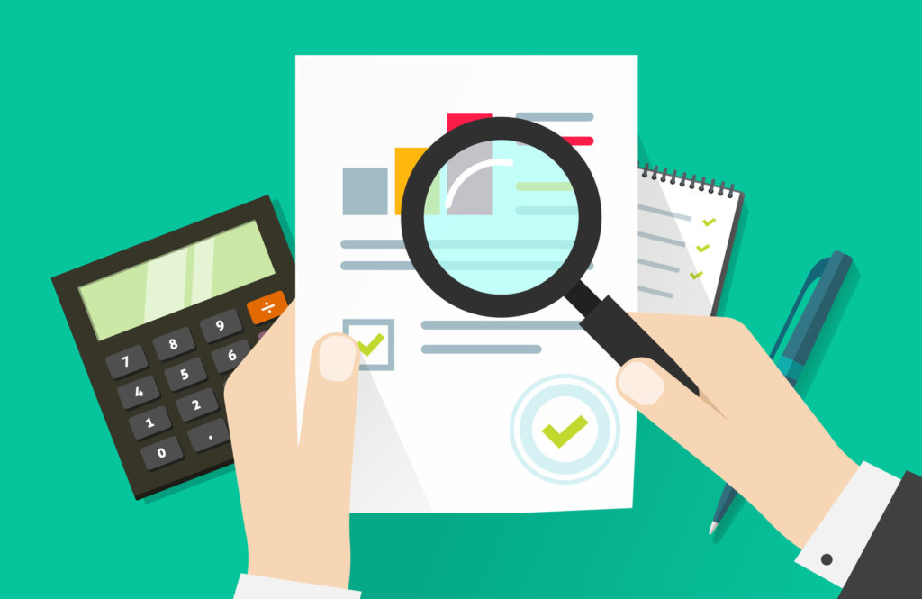 4 steps to conducting a sales audit