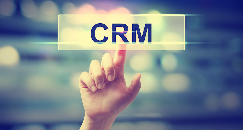 Increase Online Conversion Rates by Leveraging CRM