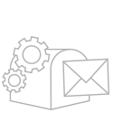 Visual for Integrated Email Means Smarter Email