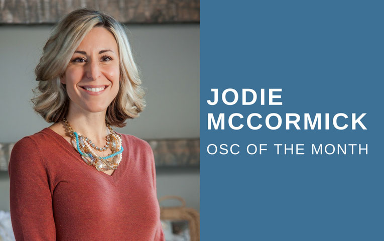 OSC of the Month | Jodie McCormick