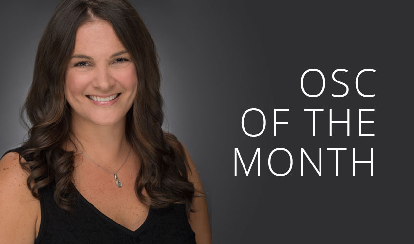 OSC of the Month | Karen Reichert