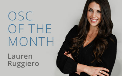 OSC of the Month | Lauren Ruggiero