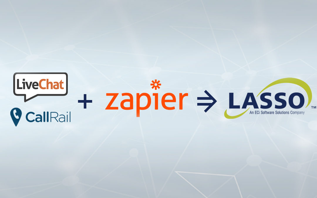 Product Update: Lasso CRM App for Zapier