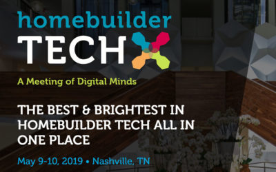 Join Us at homebuilderTECH