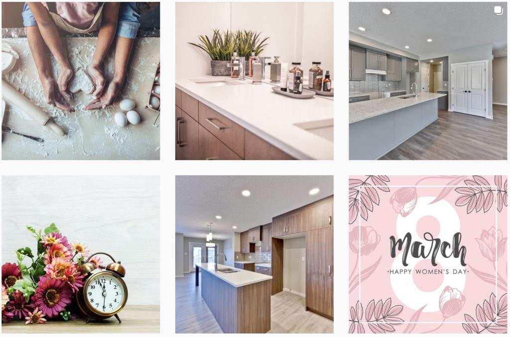 Bedrock Homes in Instagram