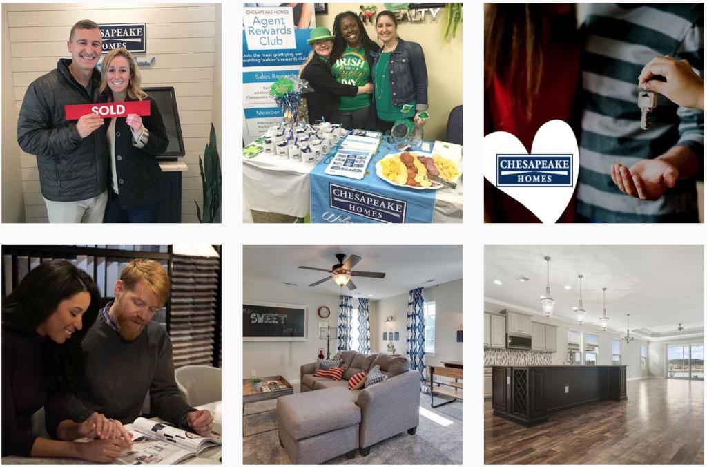 Chesapeake Homes on Instagram