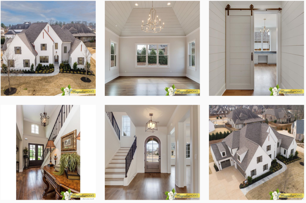 Magnolia Homes on Instagram