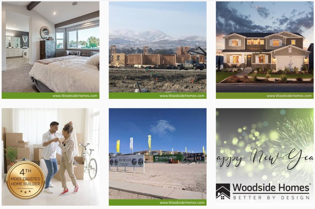 Woodside Homes of Utah on Instagram