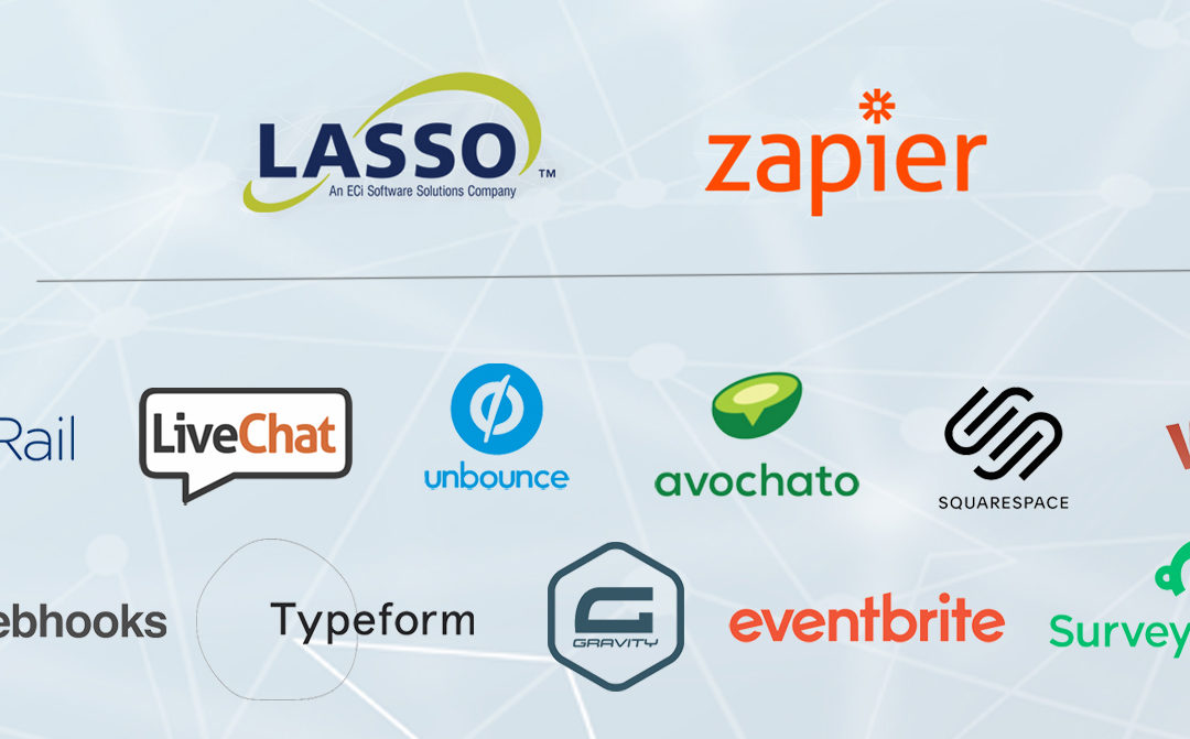 Product Update: Lasso CRM App for Zapier (Part 2!)