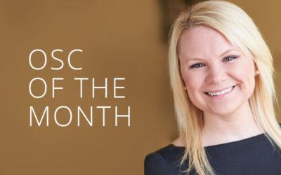 OSC of the Month | Jenn Chapman