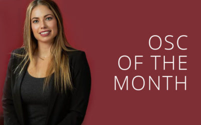 OSC of the Month | Rachel Starratt