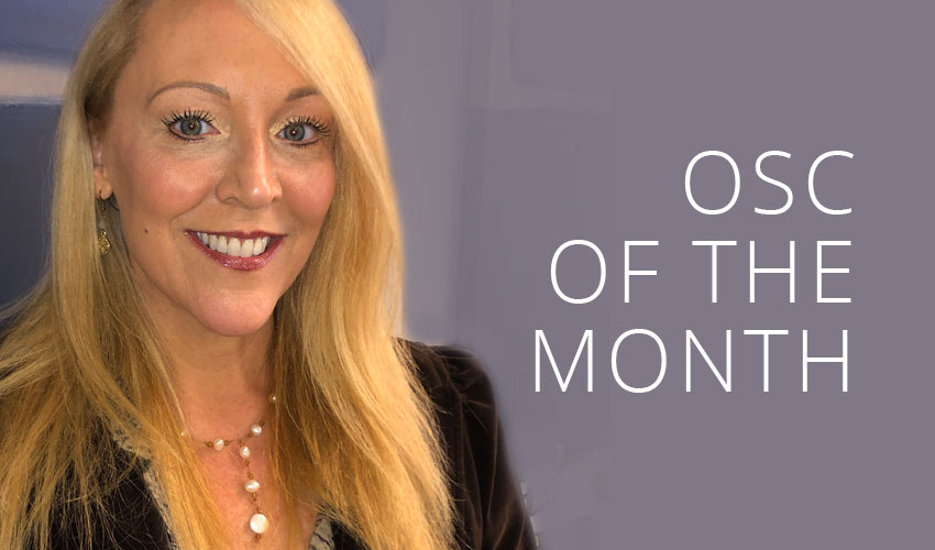 OSC of the Month | Kerrie Bornkessel