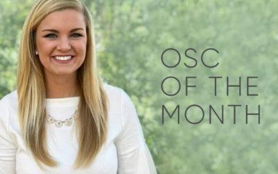 OSC of the Month | Madison Putnam