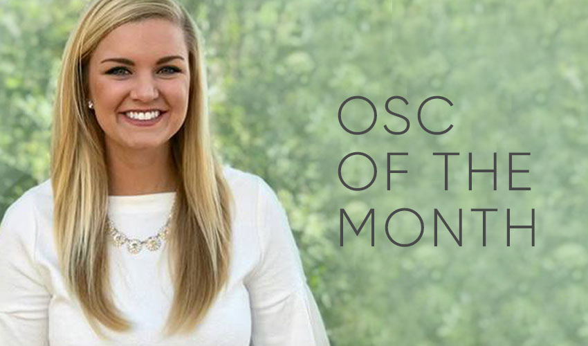 OSC of the Month | Madison Putnam