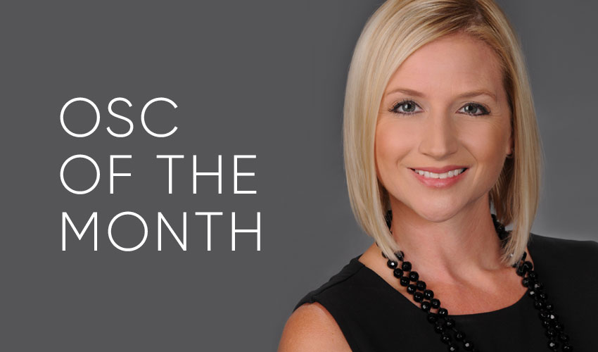 OSC of the Month | Wendi Leatherwood