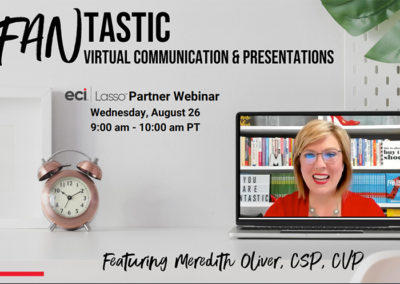 FANtastic Virtual Communication & Presentations