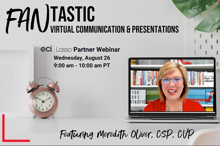 FANtastic Virtual Communication & Presentations