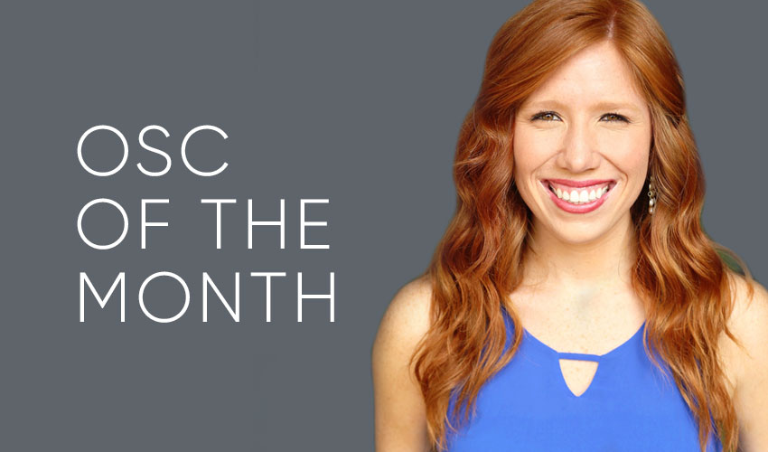 OSC of the Month | Kylie Byford