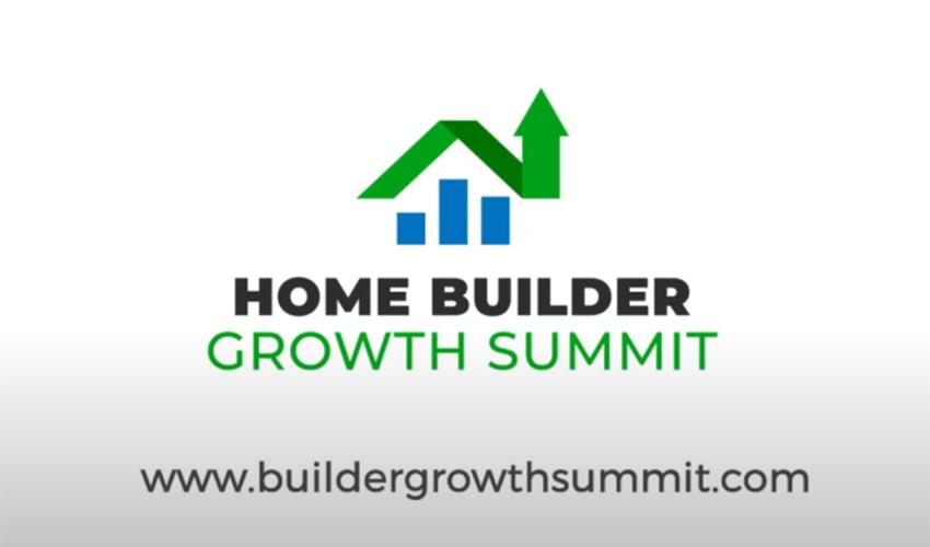 Home Builder Growth Summit 2020