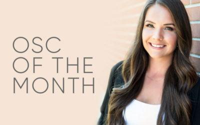 OSC of the Month | Sara McCarthy