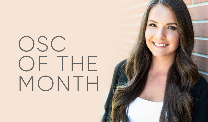 Lasso OSC of the Month | Robie Lynn